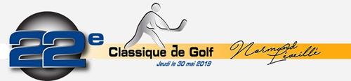 22e classique de golf Normand Léveillé