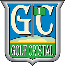 logo club de golf Cristal