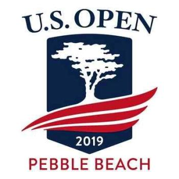 US Open 2019 sur le parcours de Pebble Beach en Californie