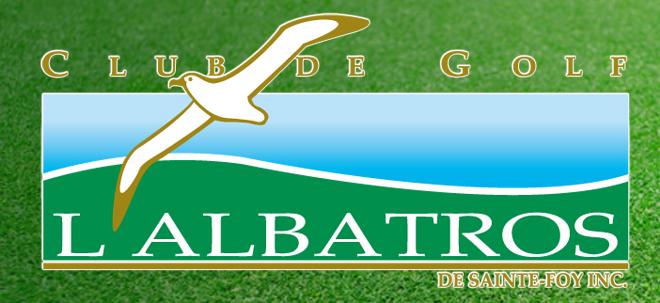 logo Club de golf l'Albatros