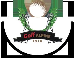 logo golf Alpine
