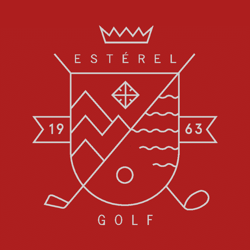 logo Club de golf l'Estérel