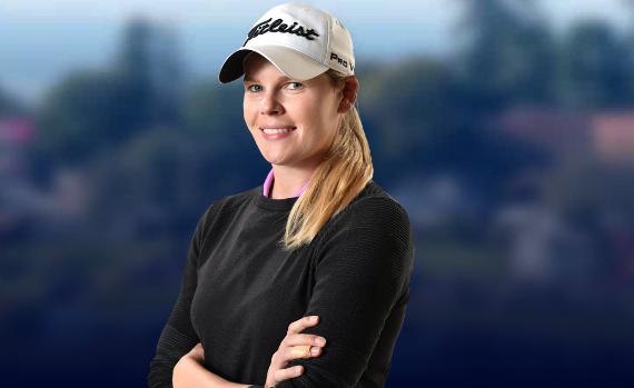 Maude-Aimée Leblanc prend sa retraite du golf - Info Golf au Québec